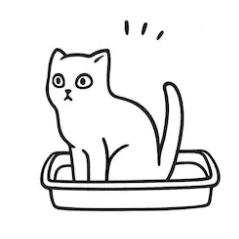 Macskaalom | Cat litter